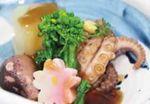 飯々蛸含煮