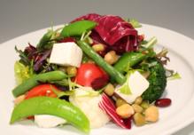 彩り豆々サラダ